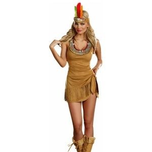 Queen of the Tribe Costume